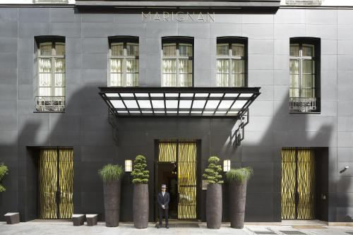 Hotel Marignan Champs-Elysées photo 49