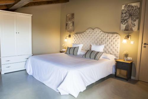 Suite Junior con terraza Hotel Mas De Cebrian 11