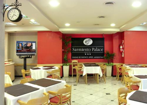 Sarmiento Palace Hotel Photo