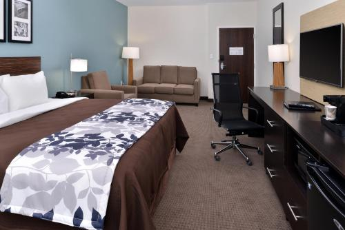 Sleep Inn Meridian - Meridian, MS 39301