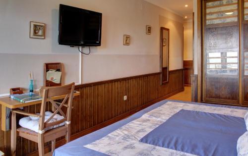 Doppel- oder Zweibettzimmer Hotel Mirador del Sella 3