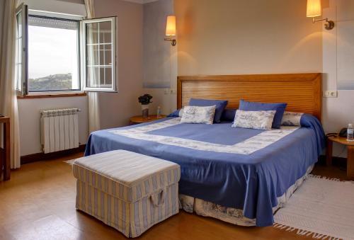 Doppel- oder Zweibettzimmer Hotel Mirador del Sella 2