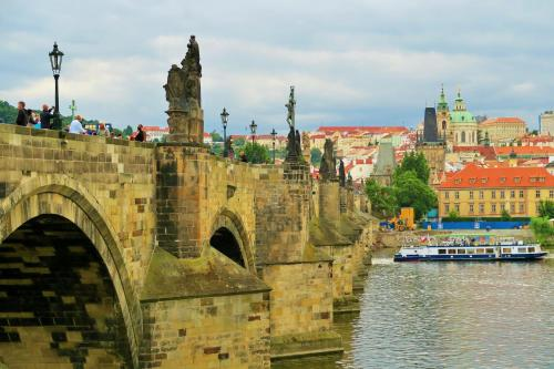Garden Residence Prague Castle photo 17