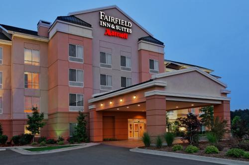 Fairfield Inn And Suites Conway - Conway, AR 72032