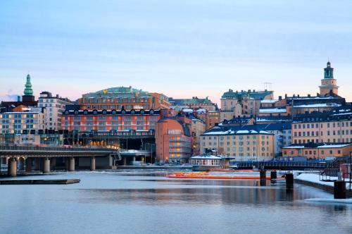 Hilton Stockholm Slussen Hotel impression