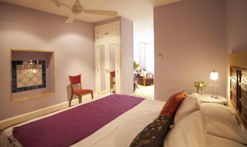 Superior Double Room - single occupancy La Torre del Visco - Relais & Châteaux 8