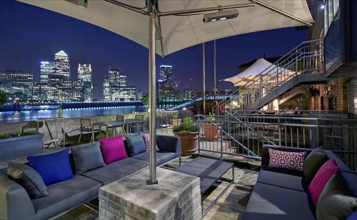 DoubleTree by Hilton London – Docklands Riverside impression