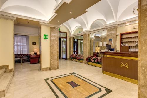 Hotel igea for Boutique hotel anahi roma