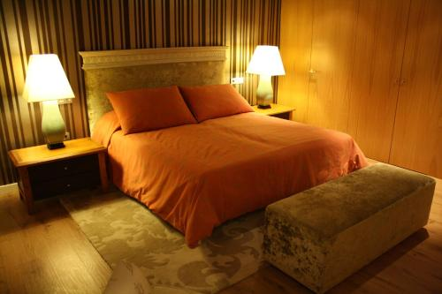 Habitación Doble Confort - 1 o 2 camas Palau dels Osset 13