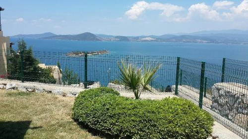 Bogazici Royal Heights Sea View Unit Bodrum Turkey odalar