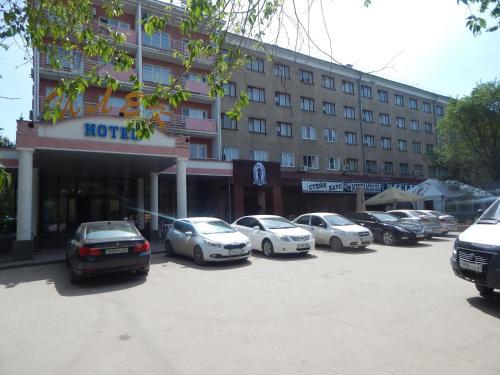 Отель Илек, Актобе, Казахстан