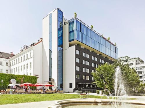 25hours Hotel beim MuseumsQuartier impression