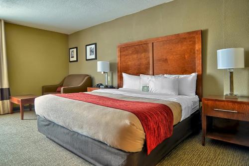 Comfort Inn Arkadelphia - Arkadelphia, AR 71923