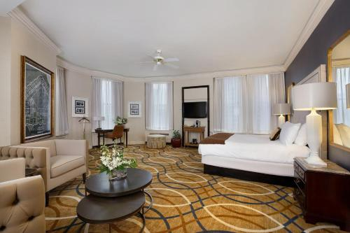 The Brown Palace Hotel and Spa, 321 17th Street Denver, Colorado 80202, United States.