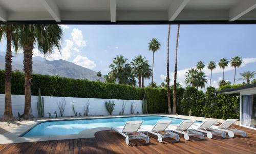 1050 East Palm Canyon Drive, Palm Springs, California, United States.
