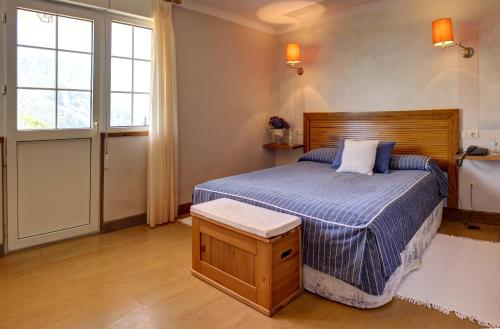 Superior Doppelzimmer mit Whirlpool-Badewanne Hotel Mirador del Sella 7