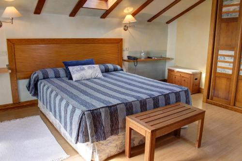 Superior Doppelzimmer mit Whirlpool-Badewanne Hotel Mirador del Sella 1