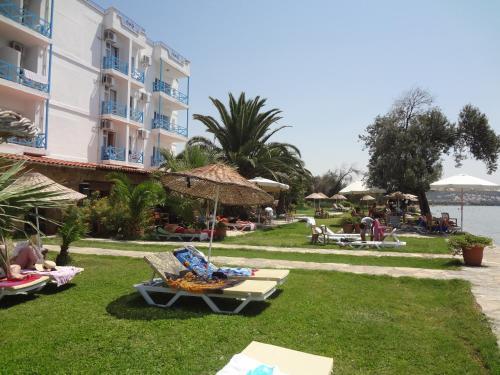 Pelitkoy Hotel Polat Riva odalar