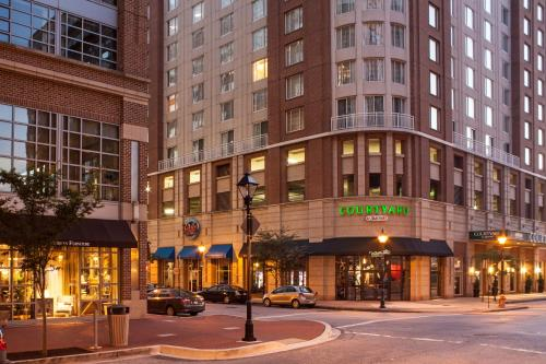 Courtyard By Marriott Downtown Baltimore Hotel