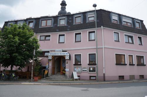 Hotel-overnachting met je hond in Gasthof Goldene Krone - Selbitz