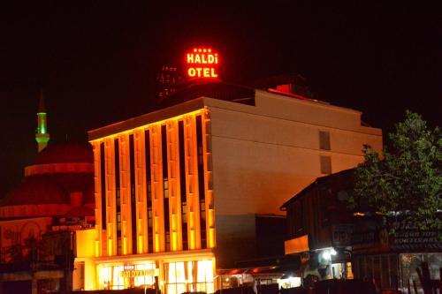 Van Haldi Hotel odalar