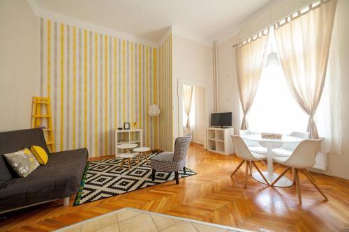 Budapestay Apartments impression