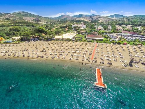 Foca Hanedan Beach Hotel tatil