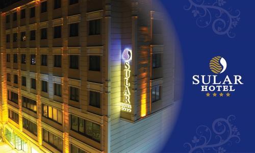 Kahramanmaras Sular Hotel ulaşım