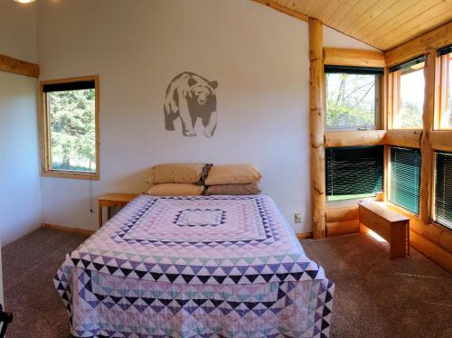 Bear Den Vacation Home - Anchor Point, AK 99556