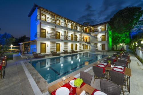 Tekirova Amore Hotel Teki̇rova ulaşım