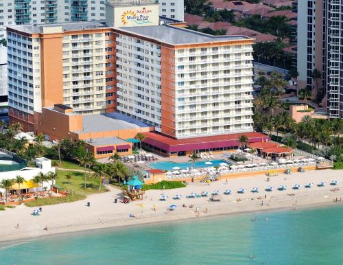 Ramada Plaza By Wyndham Marco Polo Beach Resort Hotel North Miami
