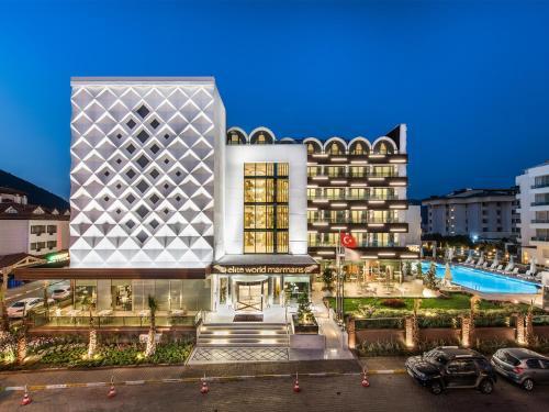 Icmeler Elite World Marmaris Hotel - Adult Only +14 tatil