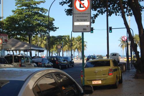 Copacabana Praia Master Photo