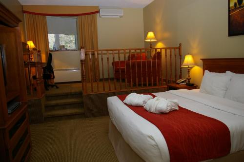 Comfort Inn Mont Laurier Photo