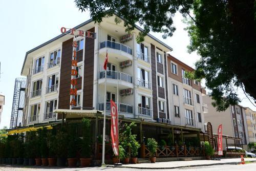 Bartın Sindoma Hotel tatil