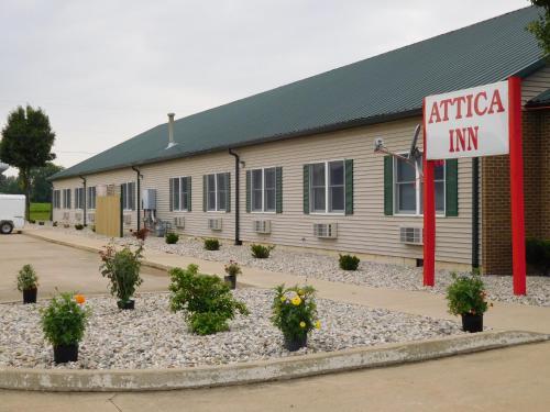 Attica Inn - Attica, IN 47918