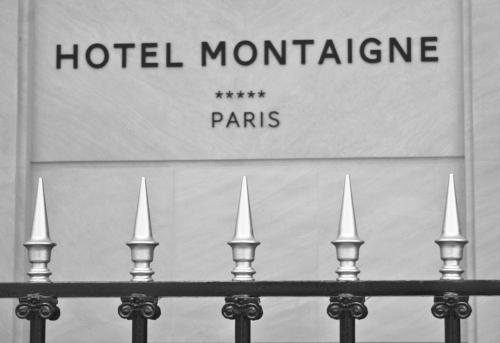 Hotel Montaigne photo 24