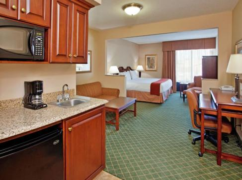 Holiday Inn Express Hotel Cape Girardeau
