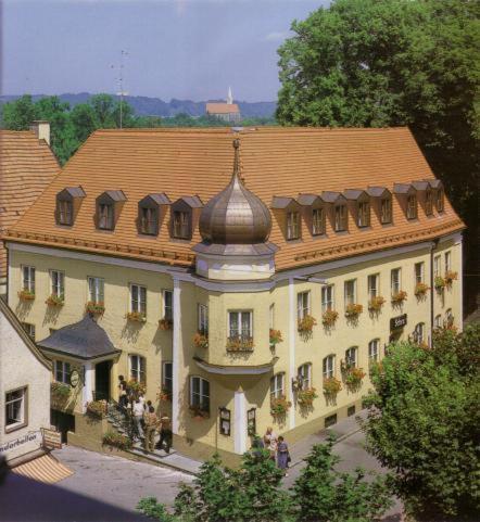 Bild des Altstadthotel Schex