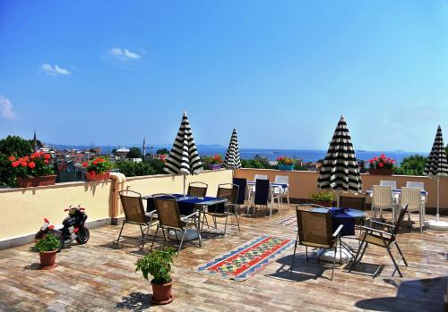 Istanbul Fors Hotel ulaşım