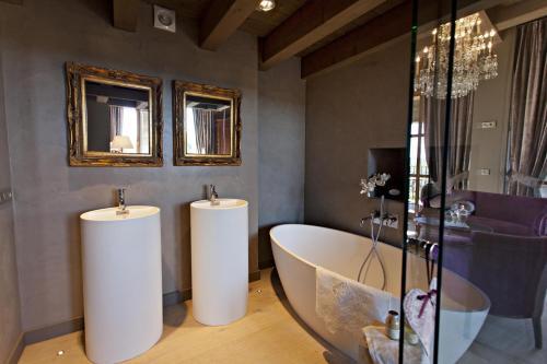 Suite mit Bergblick La Vella Farga Hotel 11
