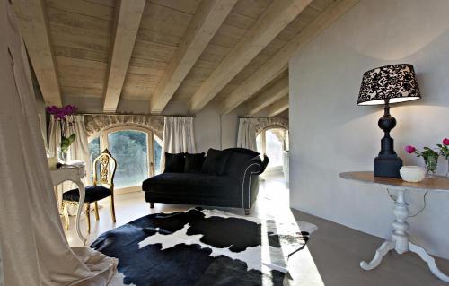 Suite mit Bergblick La Vella Farga Hotel 17