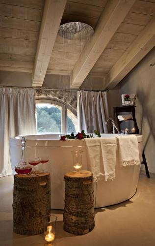 Habitación Deluxe La Vella Farga Hotel 8