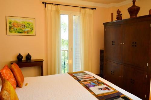 Deluxe Double Room with Terrace The Marbella Heights Boutique Hotel 9