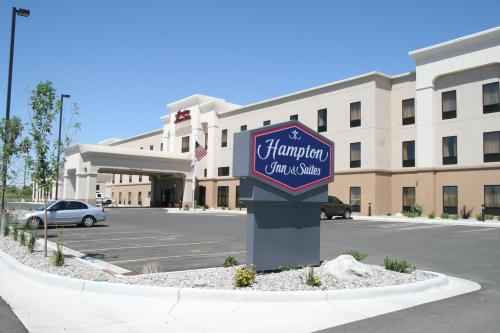 Hampton Inn & Suites Riverton in Riverton