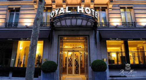 Royal Hotel Paris Champs Elysées photo 10