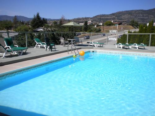 Pleasant View Motel - Summerland, BC V0H 1Z0