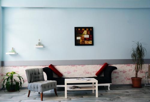 Istanbul Alize Studio Homes odalar