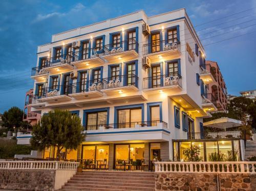 Cesme Sun Hotel rooms