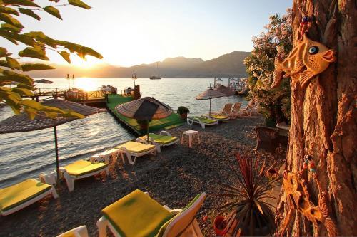 Selimiye Mavi Deniz Selimiye Motel tek gece fiyat